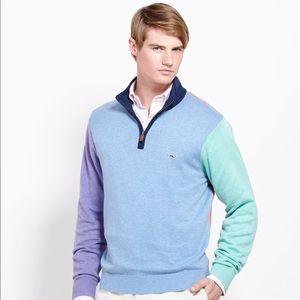 Vineyard vines multi colored Men's sweater!